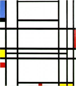 Mondrian traffic